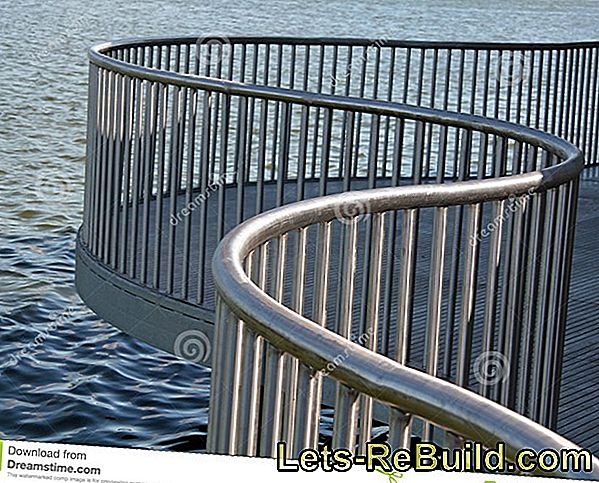 Renewing The Handrail » Instructions In 4 Steps