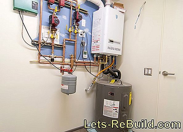 The cost of maintaining the gas boiler