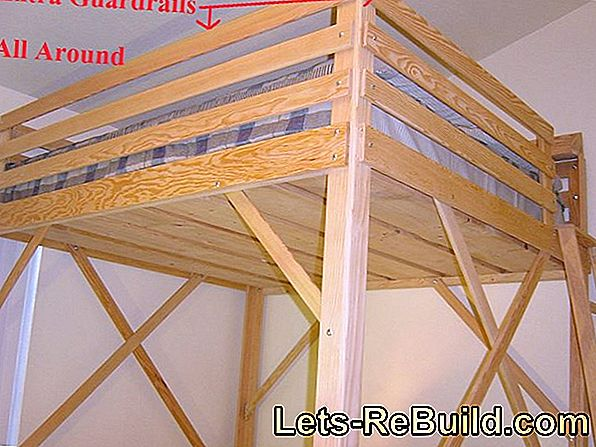 Increase Loft Bed » Two Methods Of Doing It Yourself