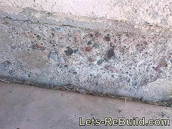 Repair And Repair Concrete Damage