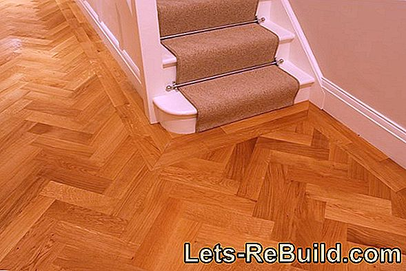 Laying Finished Parquet - Product Information And Instructions