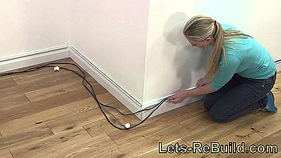 Baseboards, Baseboards And Cable Duct At A Glance