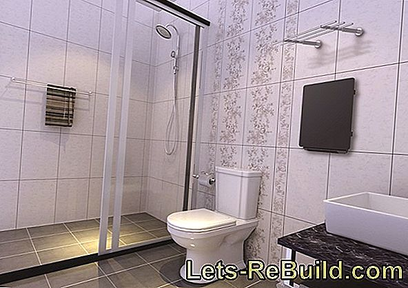 Infrared Heating In The Bathroom