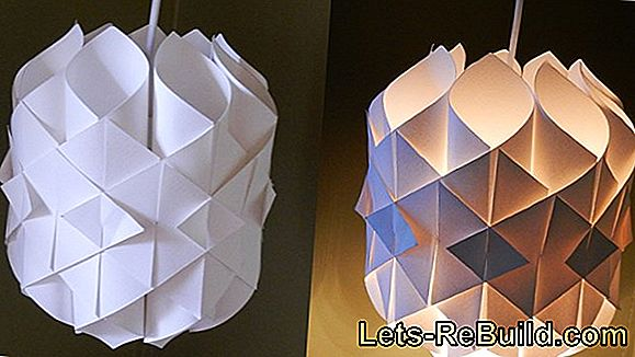Build lanterns yourself