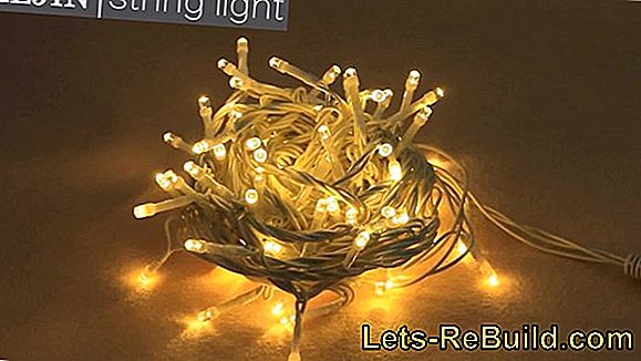 Fairy Lights, Christmas Lights And Outdoor Christmas Decoration