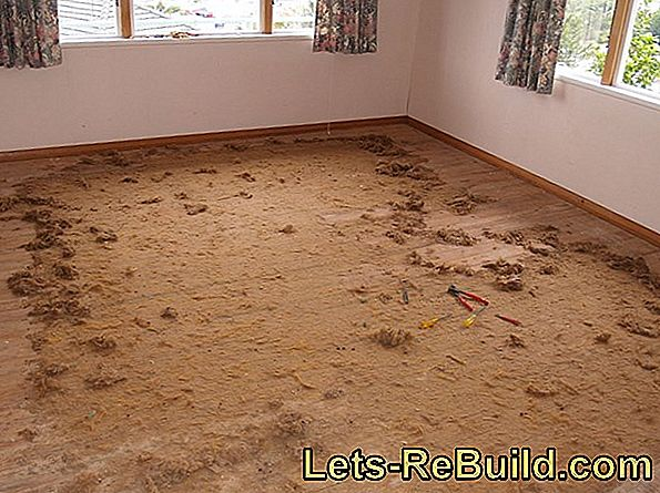 Sand Parquet - Parquet Preparation - Sand Down The Parquet Floor Yourself