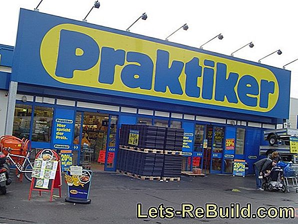 Praktiker online store in the