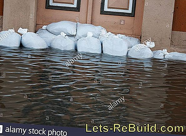 Sandbag - Sandbags As Flood Protection