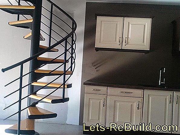 Stairs: Types Of Stairs - Kits For Attic Stairs, Space Saving Stairs, System Stairs And Spiral Staircases