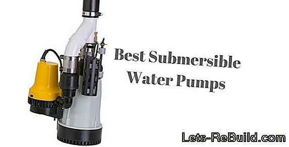 Submersible pump comparison 2018