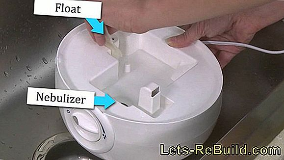 Descale The Humidifier » That'S How It'S Done
