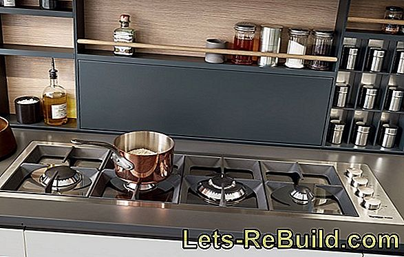 Retrofit an induction hob