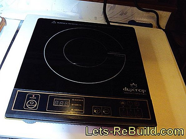 Induction Cooker » Set Temperature
