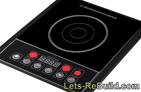 Induction Cooker » What Does It Have?