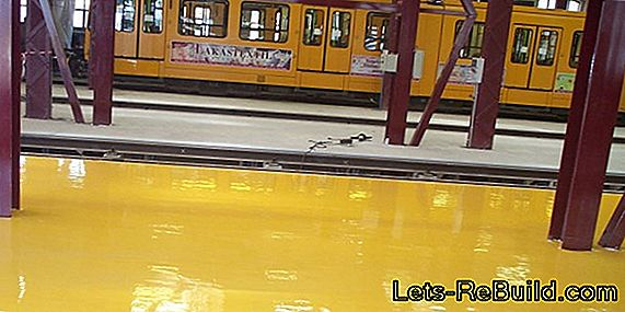 An industrial floor coating is an individual product