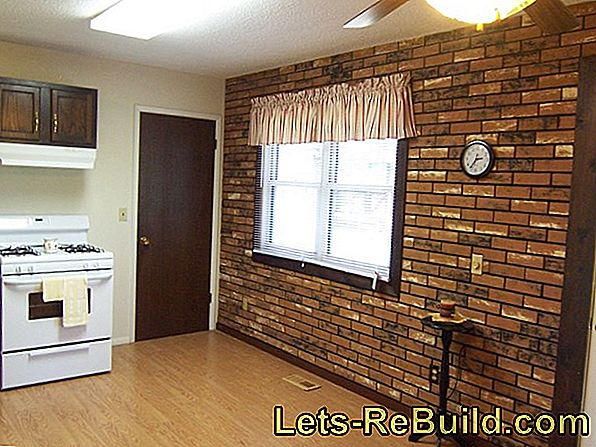 Renovate Interior Walls » This Is How The Wall Gets Like New Again