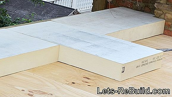 Costs For Flat Roof Insulation » Specifications