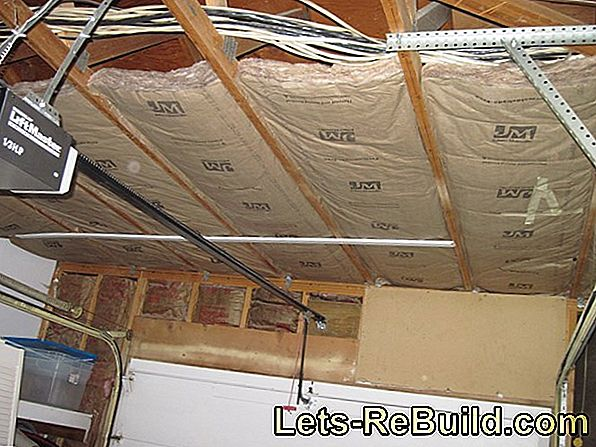 Do you want to insulate the garage roof?