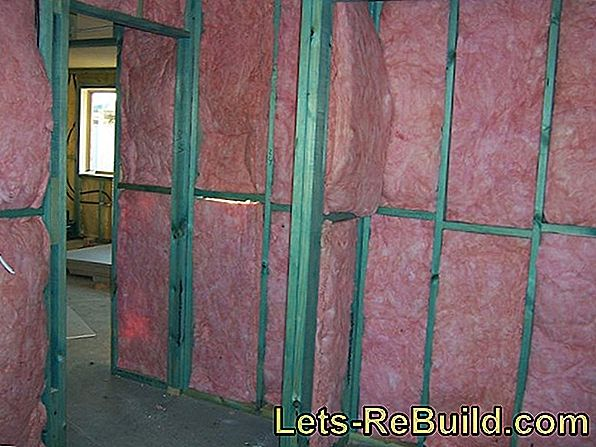 Interior Insulation For Wall » Materials, Costs & More