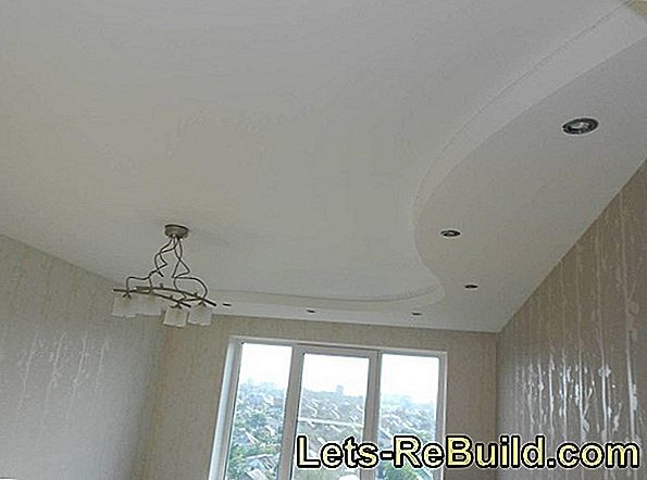 Make interior plaster yourself