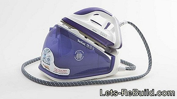 Descaling The Tefal Steam Iron Station » Instructions In 4 Steps
