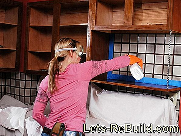 Gluing Kitchen Fronts » These Advantages Are The Result