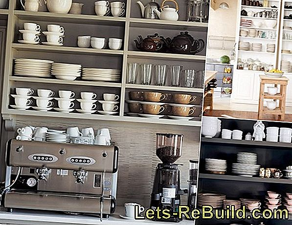 Kitchen Shelf Build Yourself » Instructions In 4 Steps