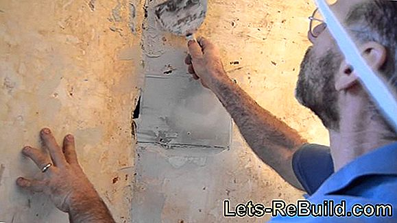 Remove Rough Plaster Or Plaster Over It? How It Goes