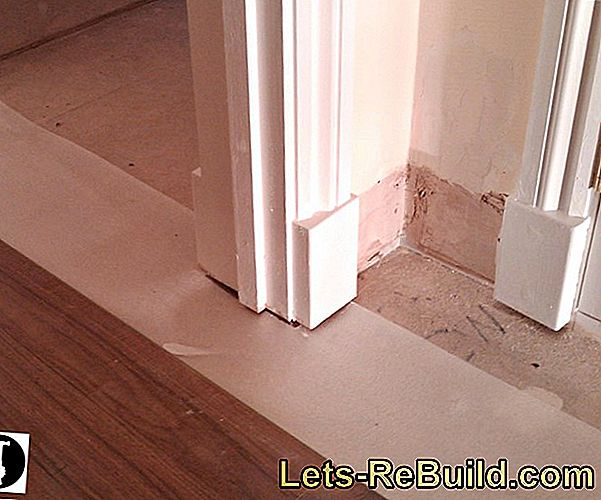 Leveling The Floor For Laying Laminate » That'S The Way It Works