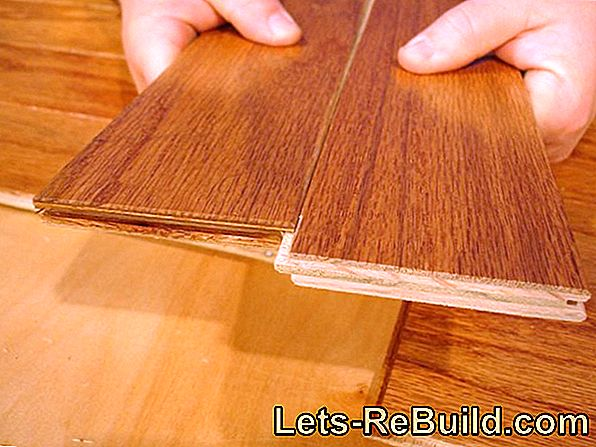 Laying Cork Laminate » How To Do It Right