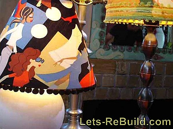 Repairing The Lampshade » 3 Variants Explained Briefly