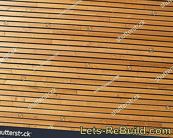Larch Wood For The Facade » Features And Prices