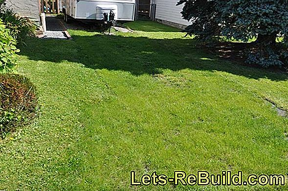Laying Lawn Grids - Tools, Materials And Simple Instructions