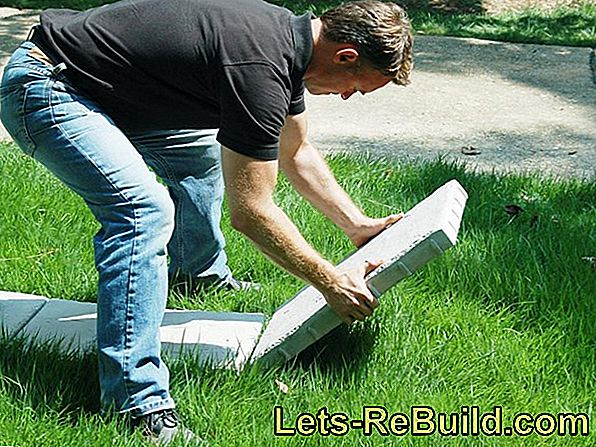 Laying lawn pavers: A guide