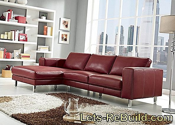 Cleaning The Leather Sofa » These Methods Will Clean It