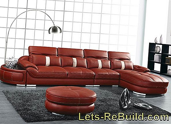 Maintain Leather Sofa » Care Program In 4 Steps