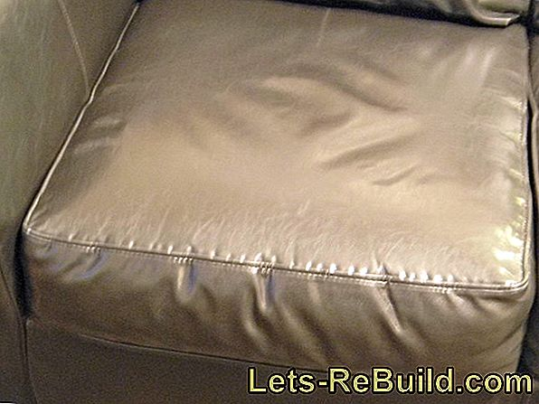Repair Leather Sofa Seam » Instructions In 3 Steps