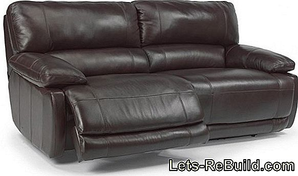 Leather Care For The Sofa » This Is How It Stays For A Long Time