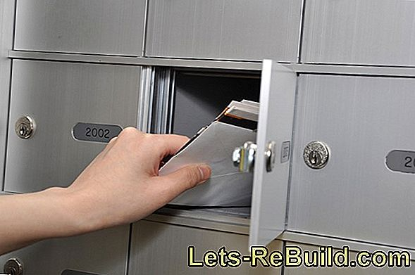 Secure mailbox - Lock out long fingers