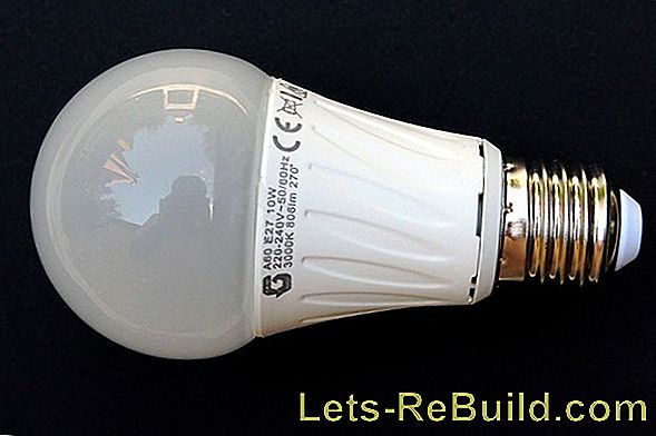 Connecting The Light Bulb » Instructions In 4 Steps