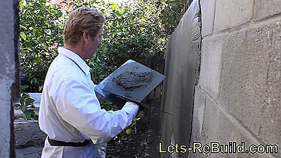 Smooth Lime Cement Plaster » How To Do It Right
