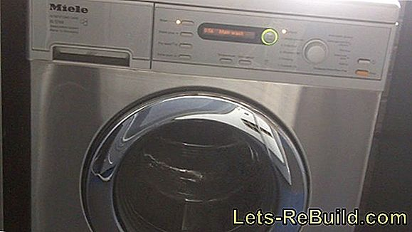 Descale The Washing Machine » That'S How It'S Done