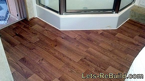 Linoleum in comparison with other floor coverings