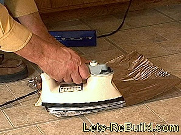 Glue Linoleum » Instructions In 4 Steps