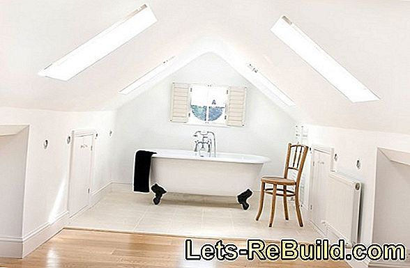 Loft conversion - which planning permission is necessary in NRW?
