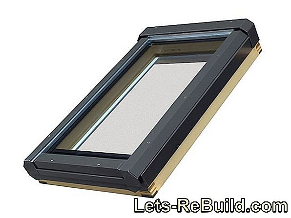 Installing Roof Windows Costs - This Costs The Roof Window Installation