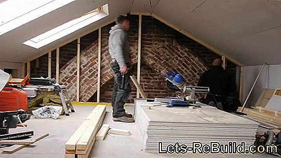 Costs for the loft conversion at a glance