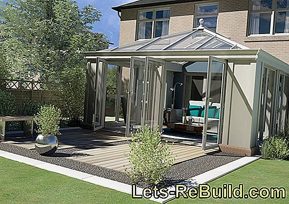 Build loggia - you have these possibilities
