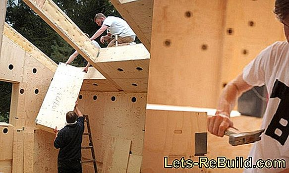 Build A Massive House Yourself » Is That Possible?