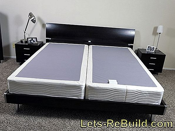 Put The Box Spring Mattress In A Normal Bed » Is That Possible?
